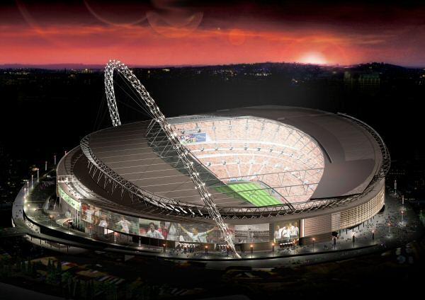 Wembley - Imagen: www.futbolingles.es